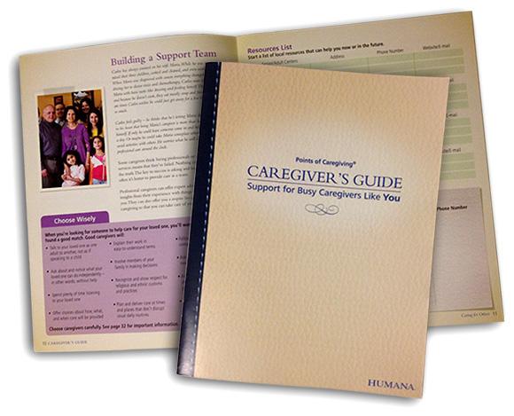 Humana Caregiver's Guide