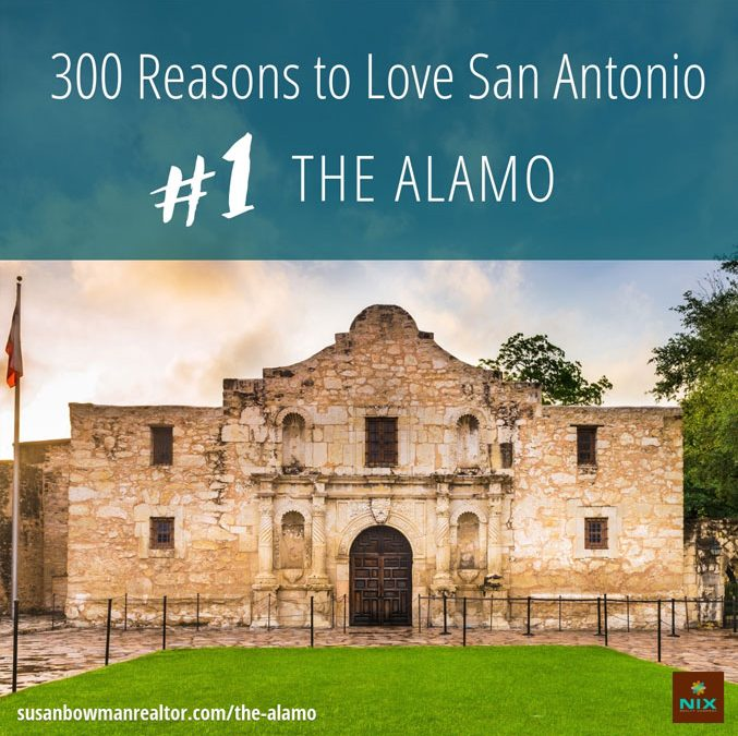 300 Reasons to Love San Antonio