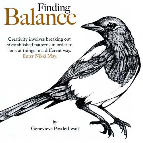 Finding Balance: Nikki May in Paducah